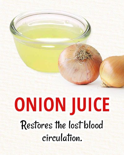 Onion Juice For Natural Hair Restoration