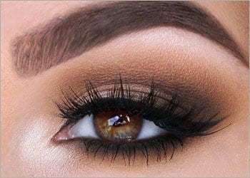 Smokey-eye-look