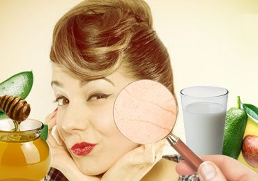 How to Treat Dry Flaky Skin on Face!
