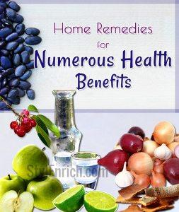 Amazing Home Remedies