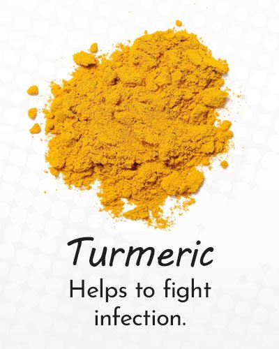 Turmeric for Cough Treatment