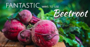 Benefits of Beetroot for Skin and Hair.