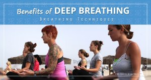 Benefits of Breathing Techniques