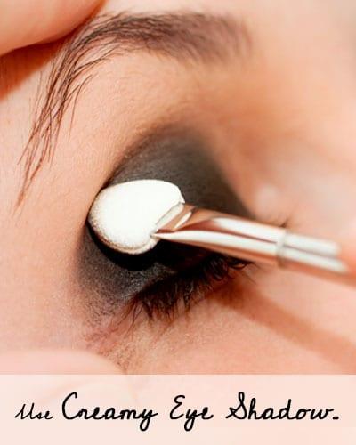Creamy Eye Shadow For Eye Makeup