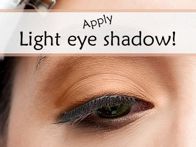 Light Eye Shadow For Green Eyes
