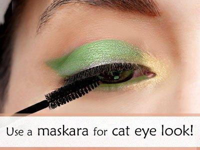 Mascara For Green Eyes