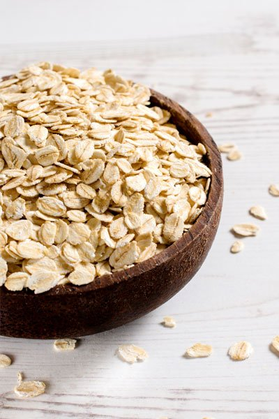 Oatmeal Face Mask for Acne