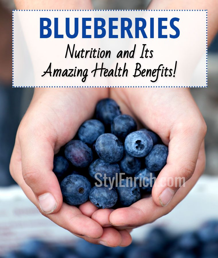Blueberries Nutrition