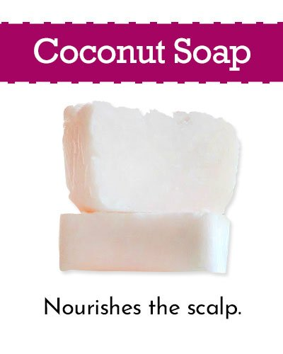 Coconut Homemade Soap
