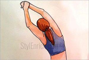 Upper-back-release-stretch