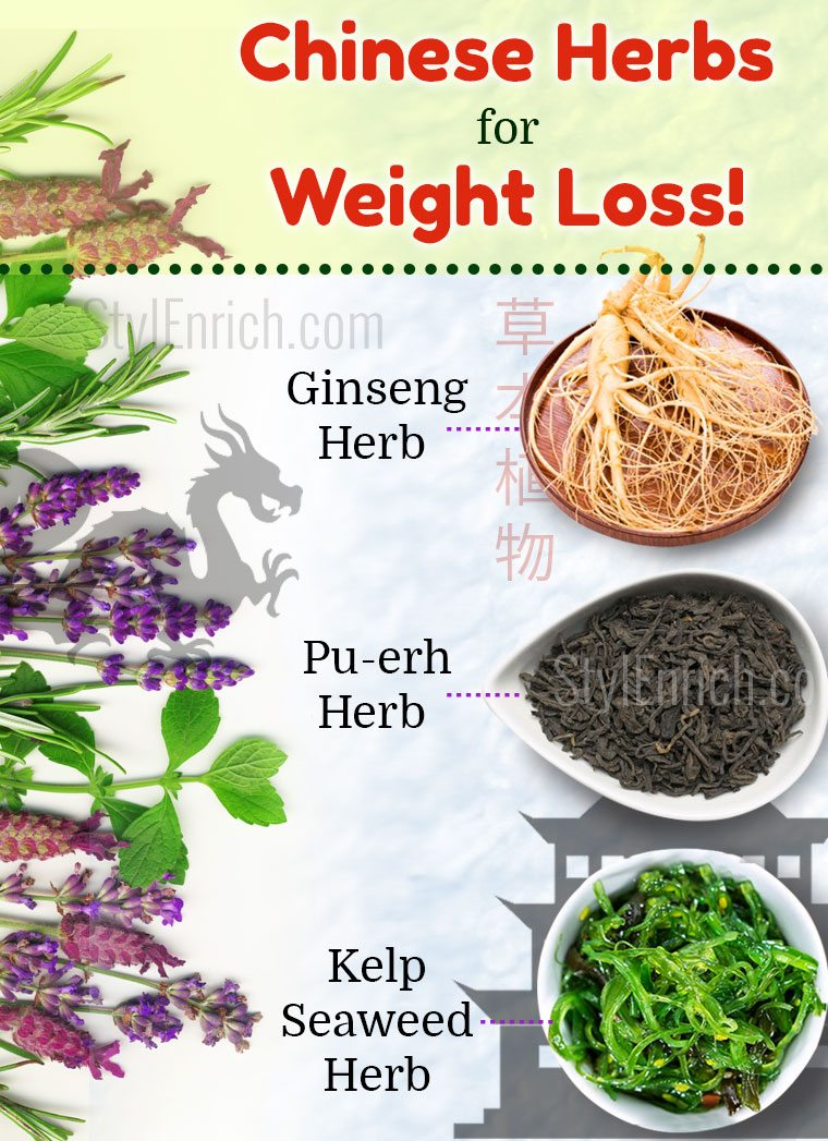 herbal weight loss herbs that work