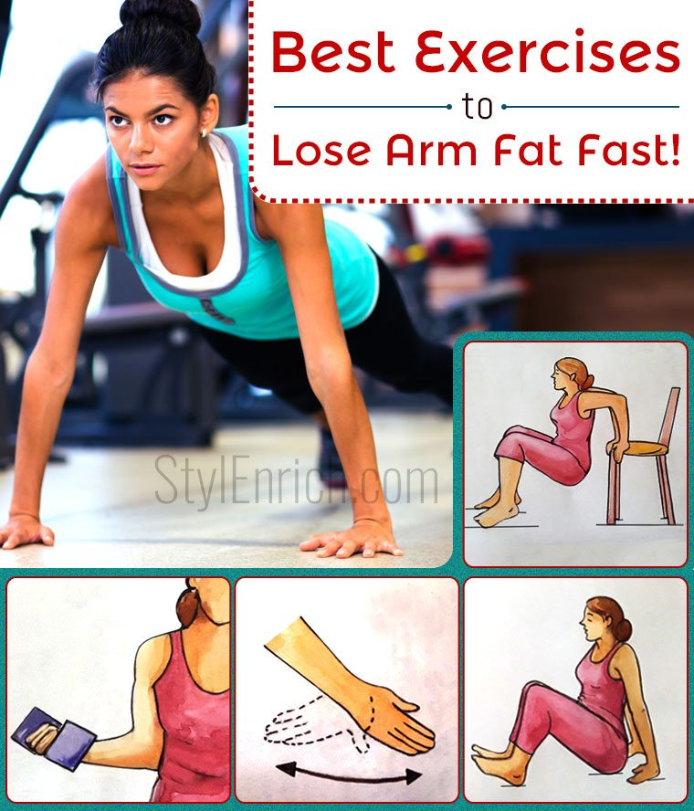 Exercises To Get Rid Of Arm Fat 63