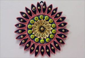 Diy-quilling-wall-decor