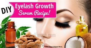 Natural DIY Eyelash Growth Serum Recipes