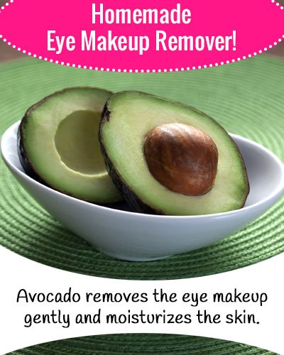 Avocado Eye Makeup Remover