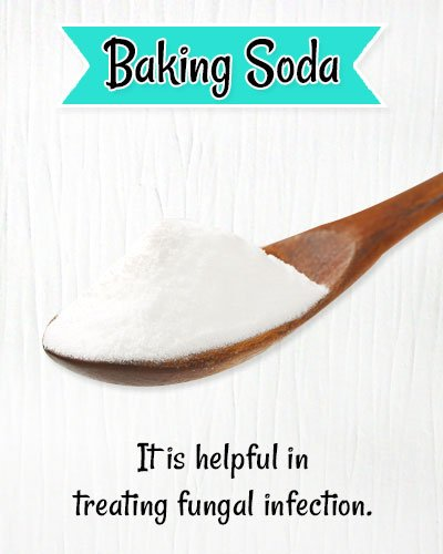 Baking Soda To Achieve Clean Scalp