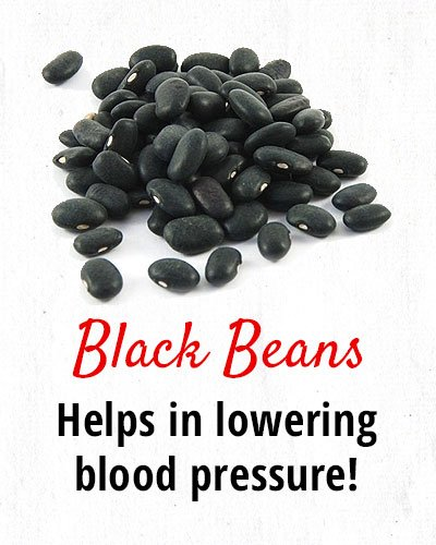 Black Beans for Blood Sugar Control