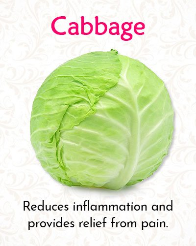 Cabbage For Shingles