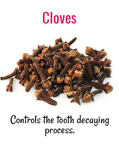 Cloves for Shaky Teeth