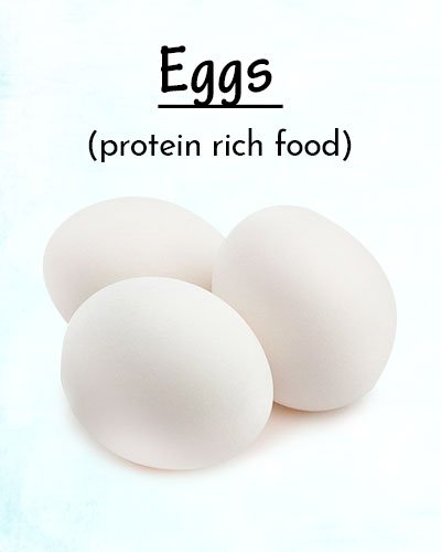 Eggs To Gain Weight