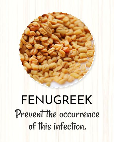 Fenugreek Seeds For Sinus Infection
