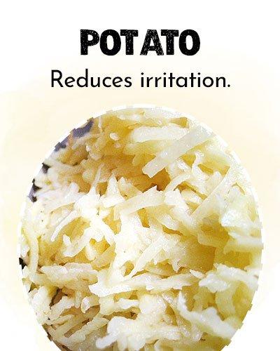 Potato For Eye Stye