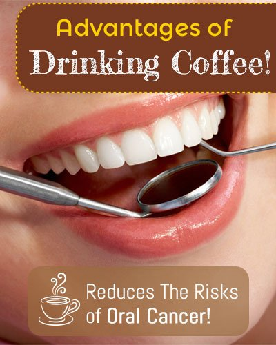 Coffee To Reduce The Risks of Oral Cancer