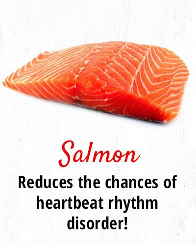 Salmons to Keep Blood Pressure Under Check