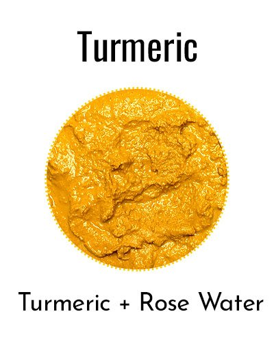 Turmeric Herbal Face packs