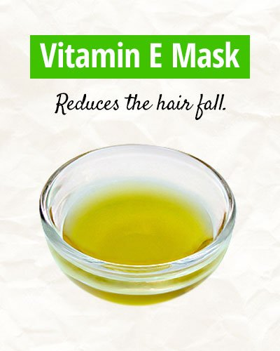 Vitamin E Hair Mask