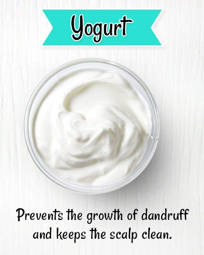 Yogurt To Prevents Dryness