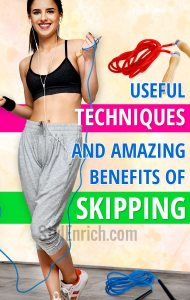 Benefits of skipping