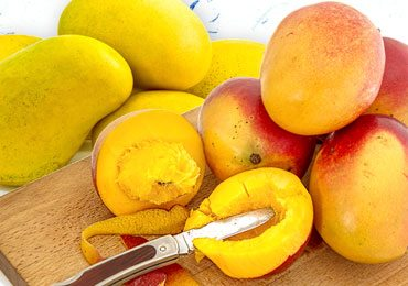 Mangoes benefits