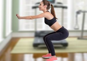 How to reduce hip fat