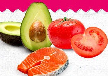 Hormone balancing foods