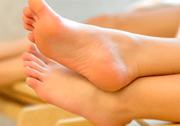 Get Soft Feet Without Pedicure