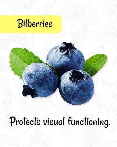Bilberries for Healthy Eyes