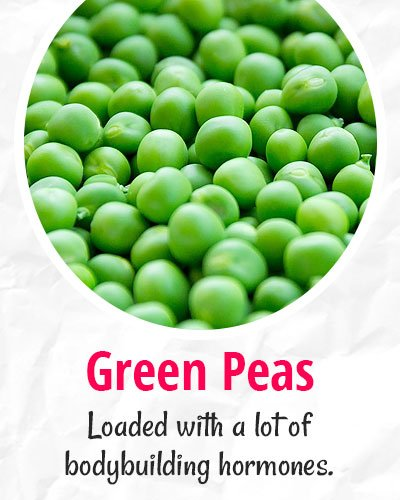 Green Peas to Grow Taller