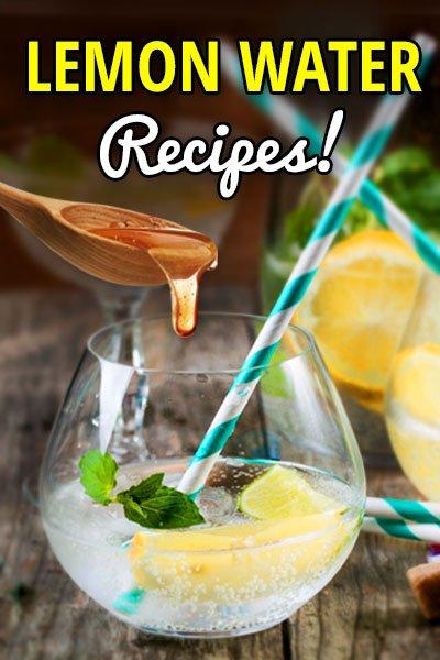 Lemon Juice With Mint