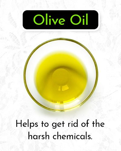 Olive Oil to Remove Makeup