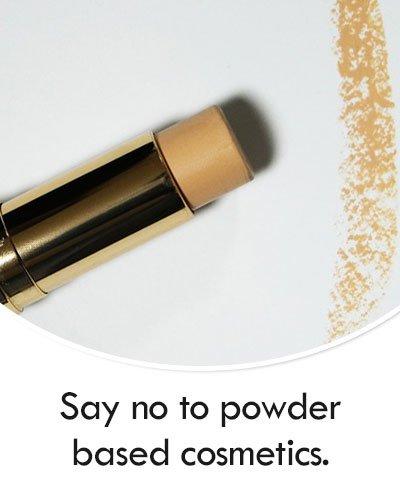 Powder Based Cosmetics