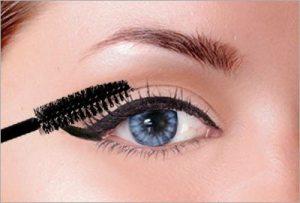 Apply multiple coats of mascara