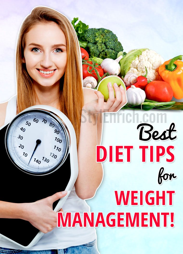Best Diet Tips for Weight Management