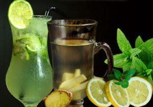 Homemade weight loss drinks