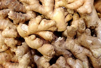 Use ginger for instant relief