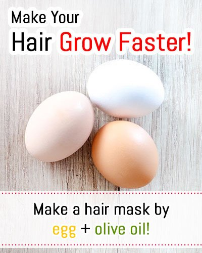 Egg for Hair Regrowth