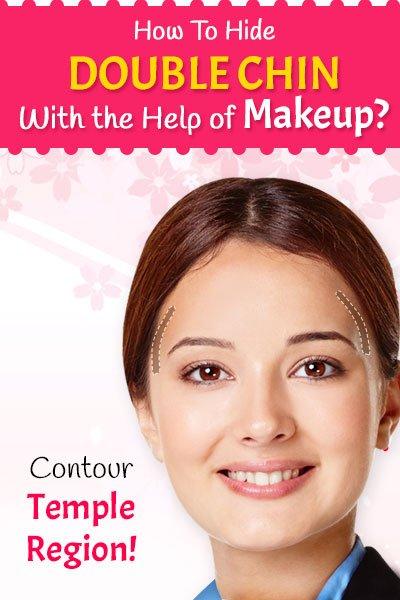 Forehead Makeup
