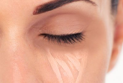Conceal your dark circles