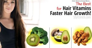The best hair vitamins for faster hair growth