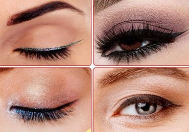 How to apply different styles of eyeliners